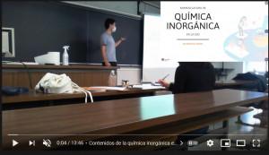 Presentación de trabajo de Química Inorgánica