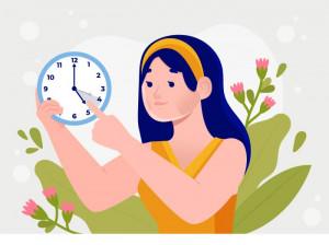 Aprovecha el tiempo