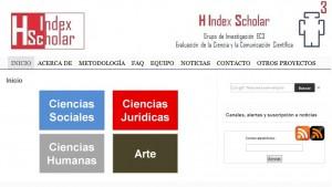 H_Index_Scholar