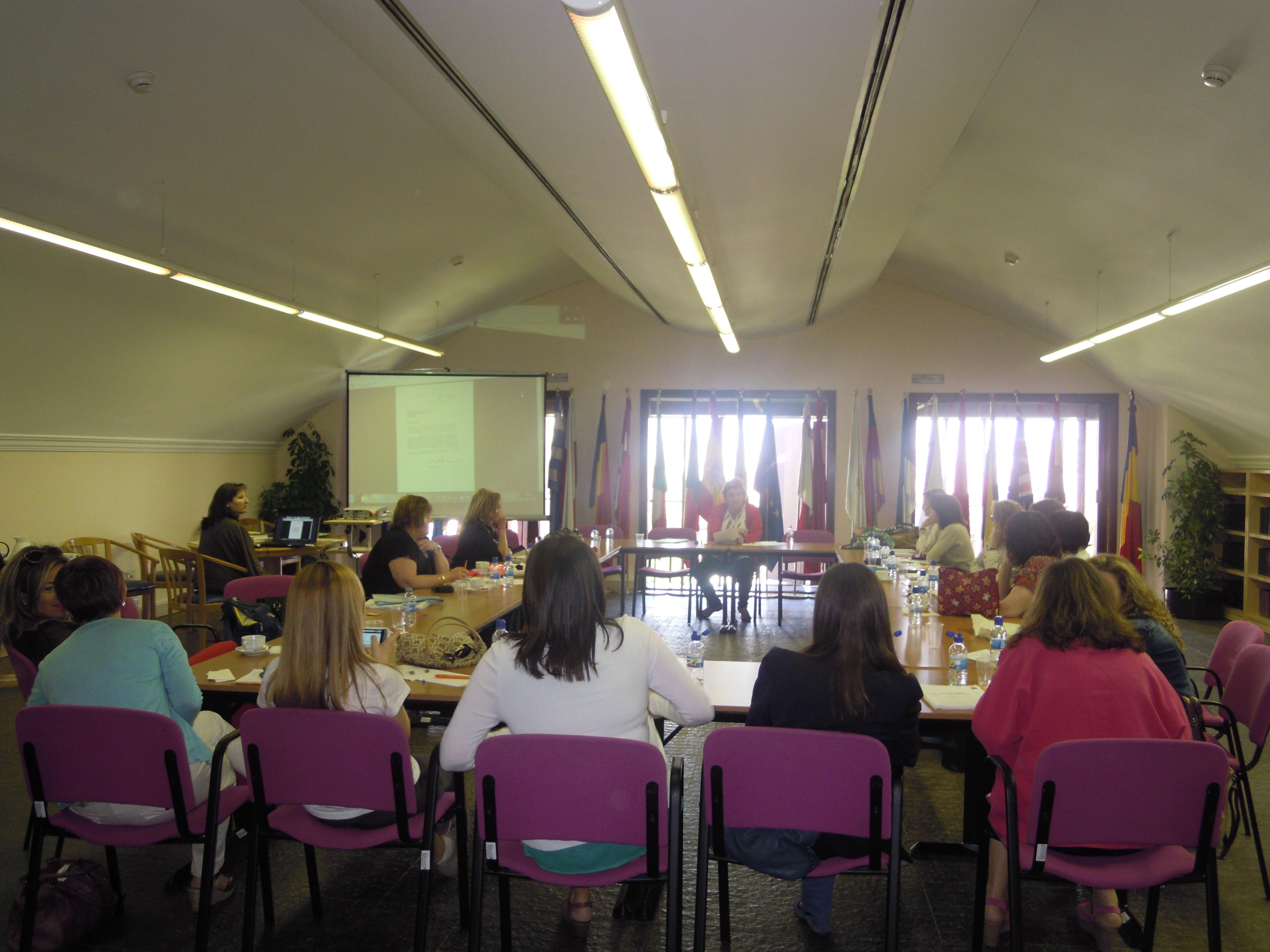 Reunión del Grupo de Trabajo - Junio 2013