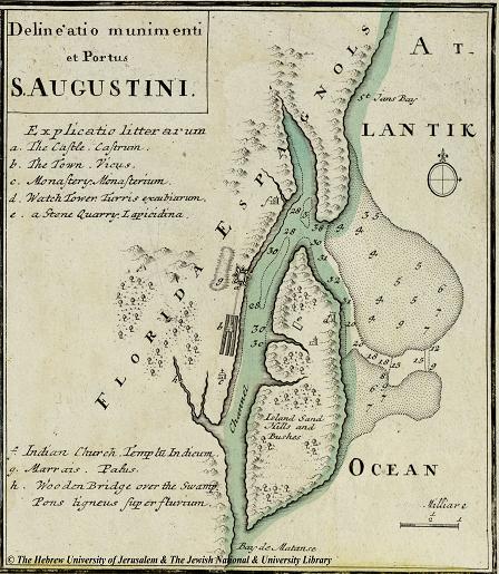 Florida española 1759