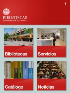 biblioteca usal