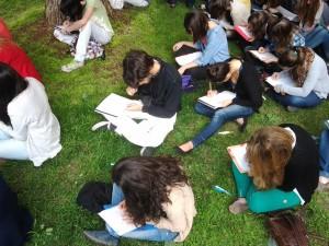 Protestas por los recortes en universidad