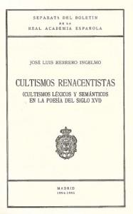 cultismos
