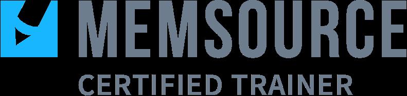 Certificado de Memsource