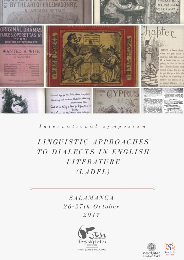 Linguistic Approaches to Dialects in English Literature (L.A.D.E.L usal