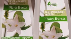 Flores blrancas