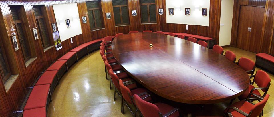 Sala oval Ciencias