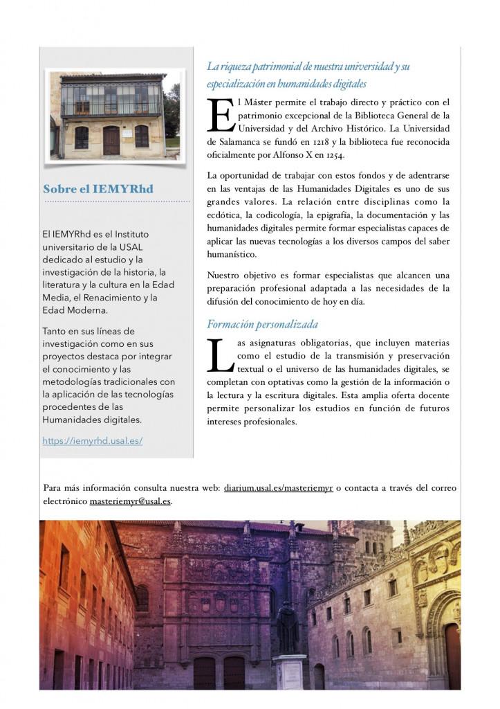 Información sobre el máster (2)