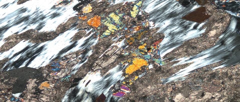 Carbonatación de Serpentinitas