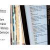 Taller Libros electrónicos