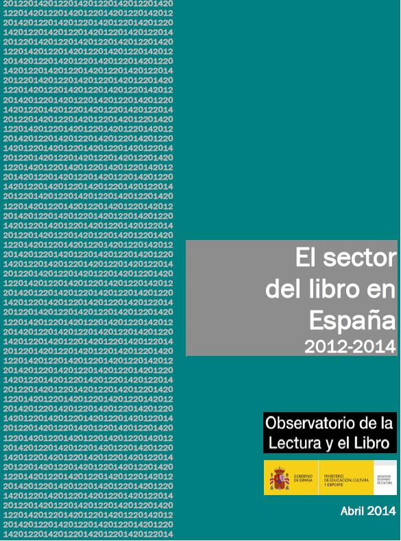 Informe Libros 2012-2014
