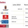 Intercambio científico de libros electrónicos universitarios