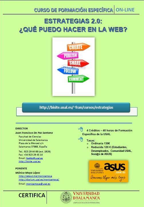 Poster Estrategias 2.0