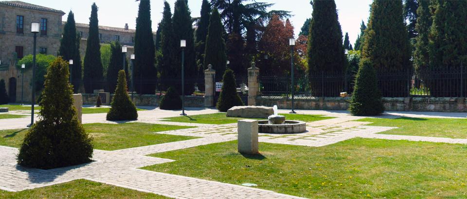 Jardines Universidad
