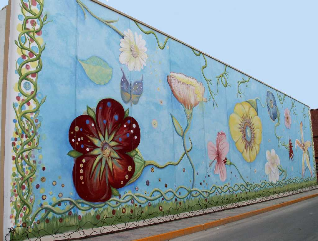 Ouka leele blog de patriciavegamartin for Caracteristicas de un mural