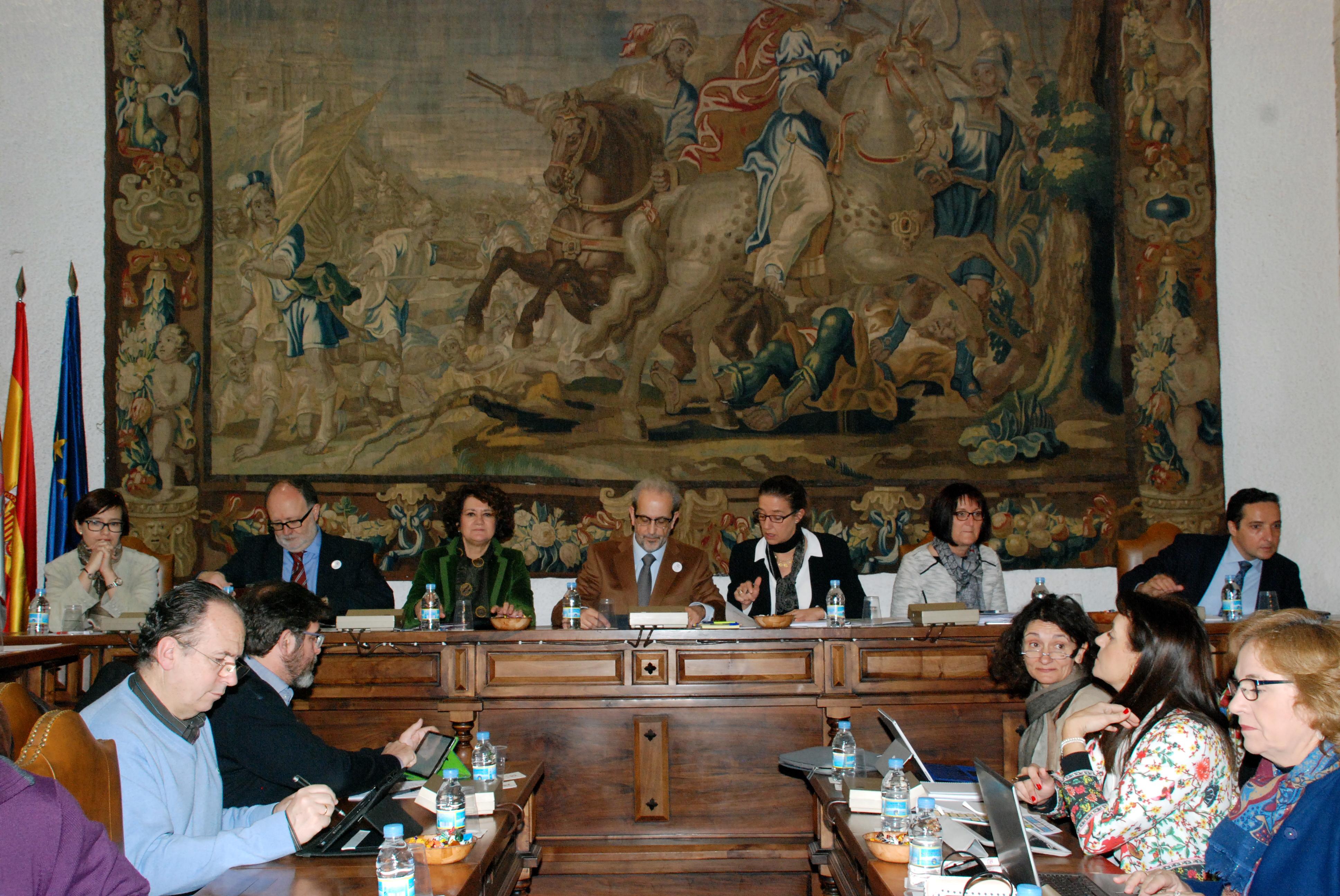 Consejo de Gobierno. USAL