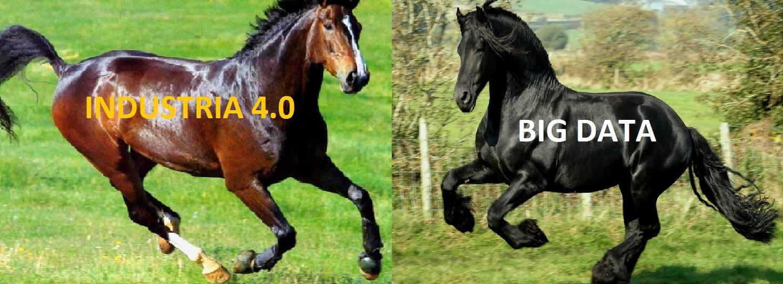 Subir al caballo Industria 4.0-BIG DATA : 1 Jornadas Industria 4.0 ETSII Béjar