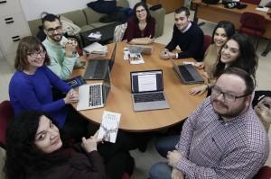 Salamanca meeting, photo by Ángel Almeida