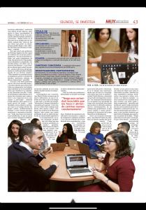 El proyecto en La Gaceta de Salamanca (2)