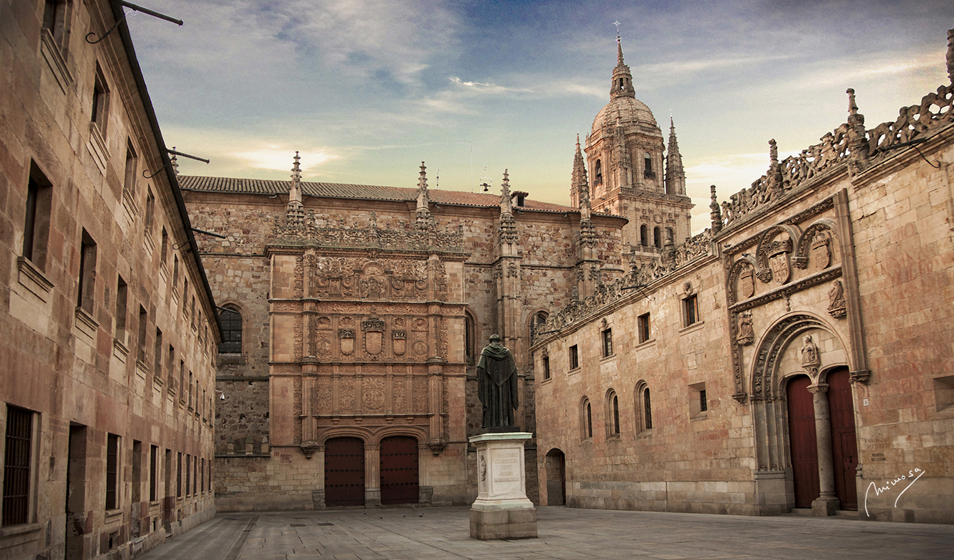 Patio de Escuelas - Universidad de Salamanca