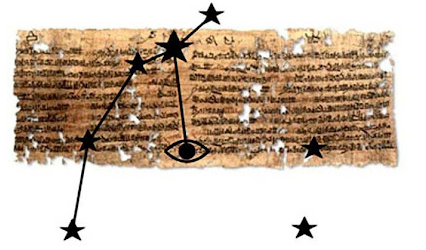 Observación de la estrella Algol en el antiguo Egipto