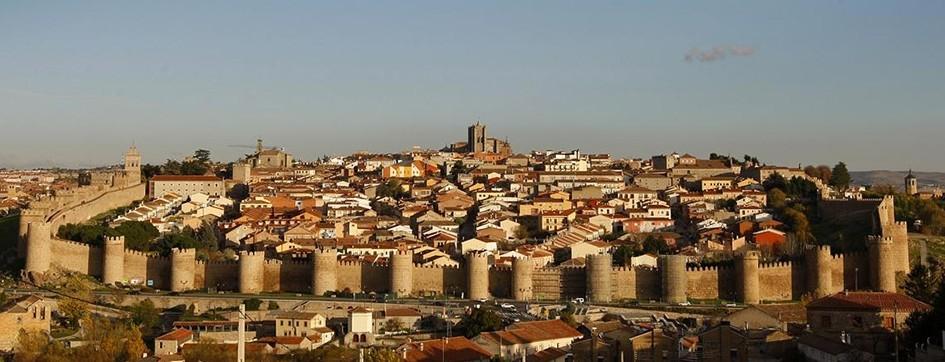 Vista Panorámica Ávila