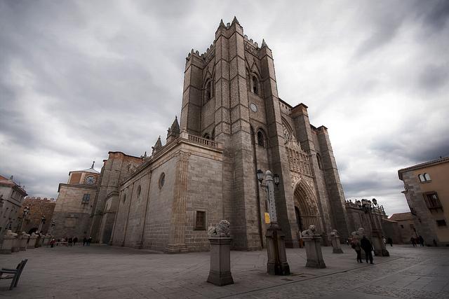 """Resultado de imagen de Catedral de Ávila"""""""