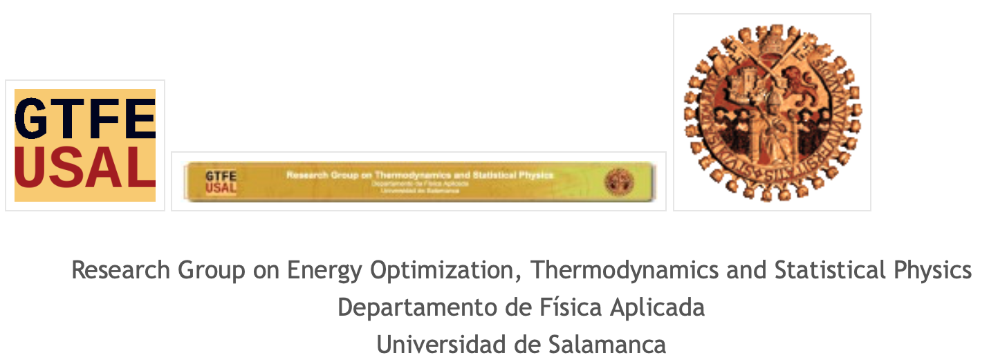Research Group on Energy Optimization, Thermodynamics, and Statistical Physics